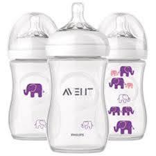 انواع شیشه شیر نوزاد اونت