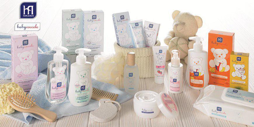 محصولات بهداشتی بیبی کوکول