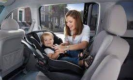 صندلی ماشین کودک در بانه