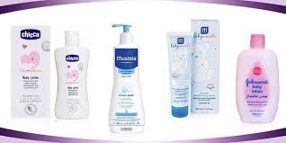 انواع محصولات بهداشتی نوزاد
