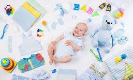سیسمونی کامل نوزاد