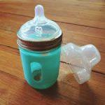 عمده شیشه شیر پیرکس محافظ دار