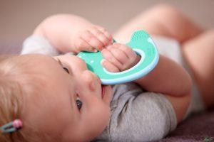 انواع دندانگیر نوزاد