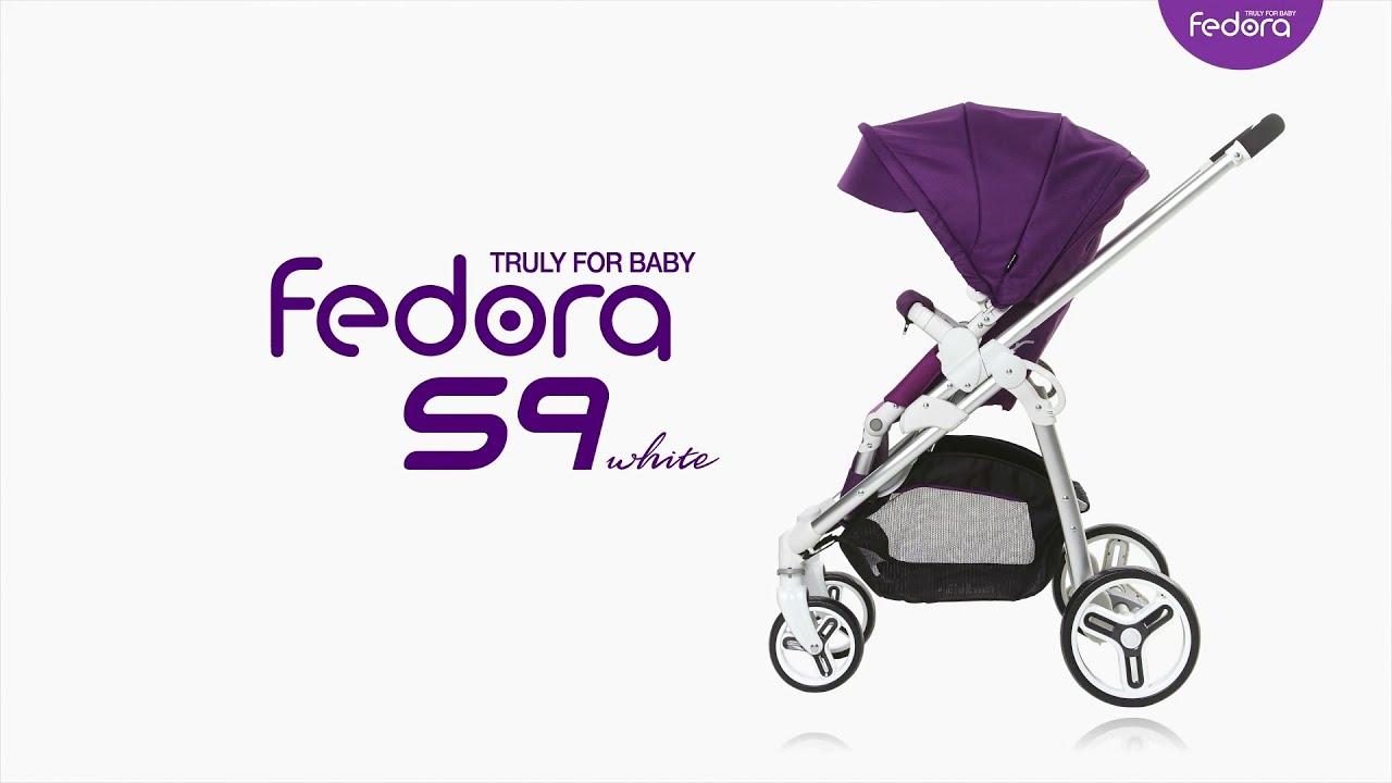 کالسکه فدورا Fedora مدل S9