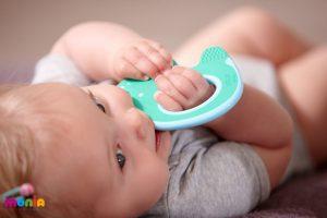 خرید اینترنتی دندانگیر نوزاد