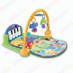خرید تشک بازی موزیکال پیانو بچه