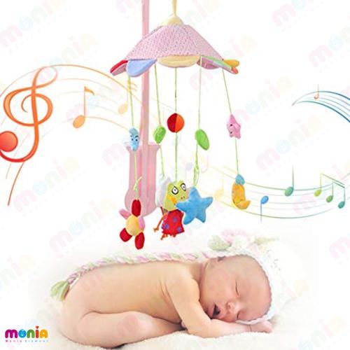 فروش آویز تخت نوزاد موزیکال