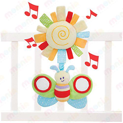 خرید آویز موزیکال تخت کودک
