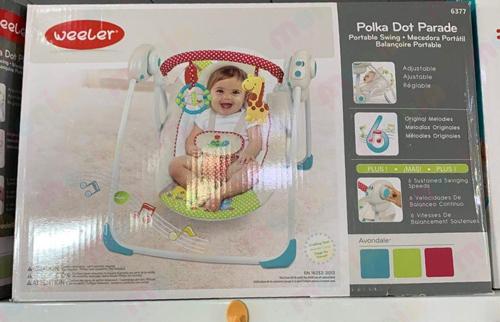 قیمت تاب برقی کودک