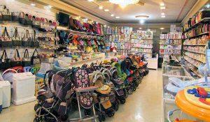 واردات سیسمونی نوزاد از چین