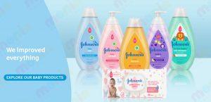 نمایندگی محصولات بهداشتی جانسون