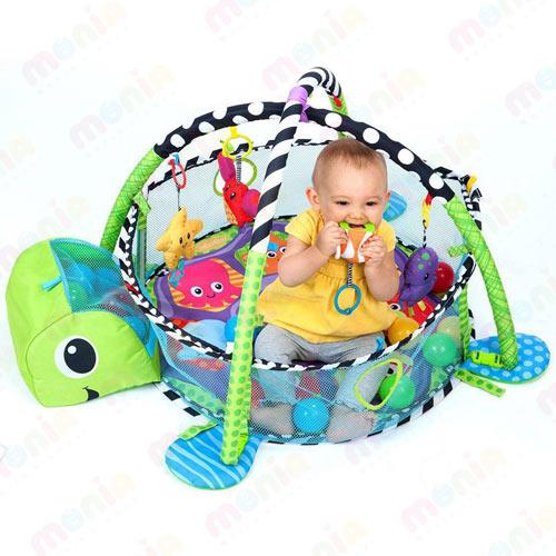 خرید اینترنتی تشک بازی نوزاد