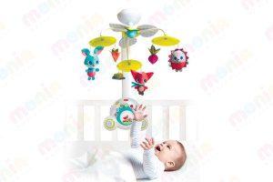 قیمت آویز موزیکال تخت نوزاد