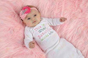 لیست قیمت سیسمونی نوزاد دختر