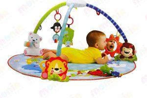 قیمت تشک بازی بچه در بازار
