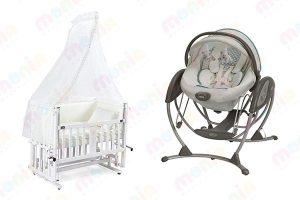 خرید آنلاین گهواره نوزاد با قیمت مناسب