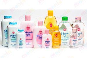 قیمت محصولات بهداشتی جانسون