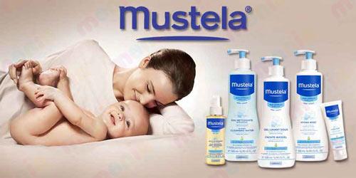خرید لوازم بهداشتی نوزاد موستلا